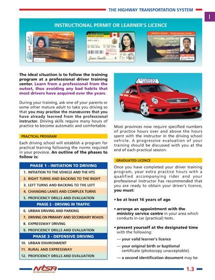 ntsa drivers ed textbook can rh ntsa drivers ed com Where to Get Drivers Manual mississippi professional driver's manual