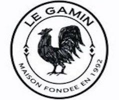 LeGamin Logo, Greenpoint Brooklyn.
