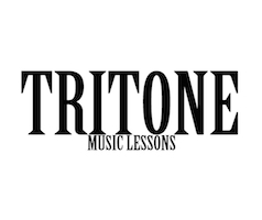 Tritone Logo, Greenpoint Brooklyn.