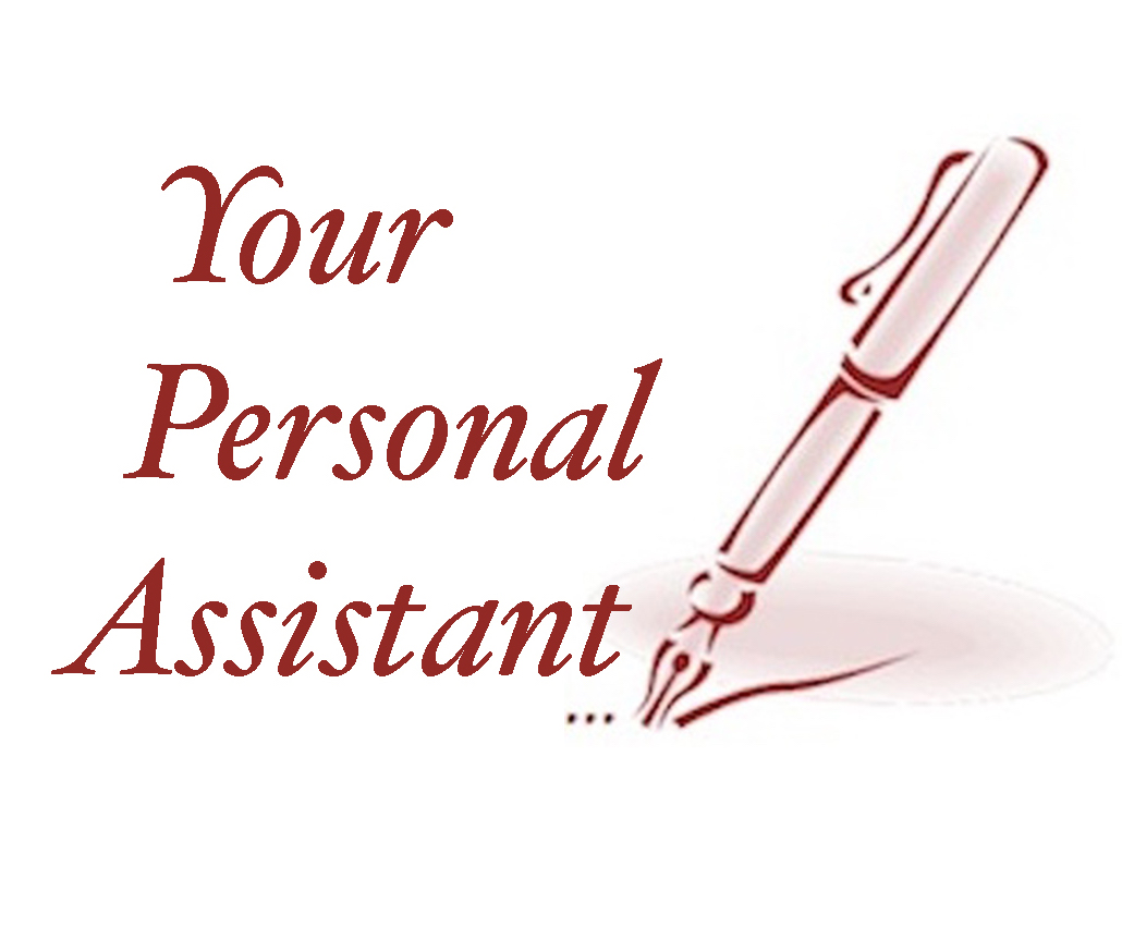 Your Personal Assistant Logo, Greenpoint Brooklyn.