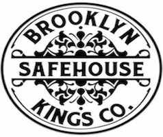Brooklyn Safehouse Logo, Greenpoint Brooklyn.