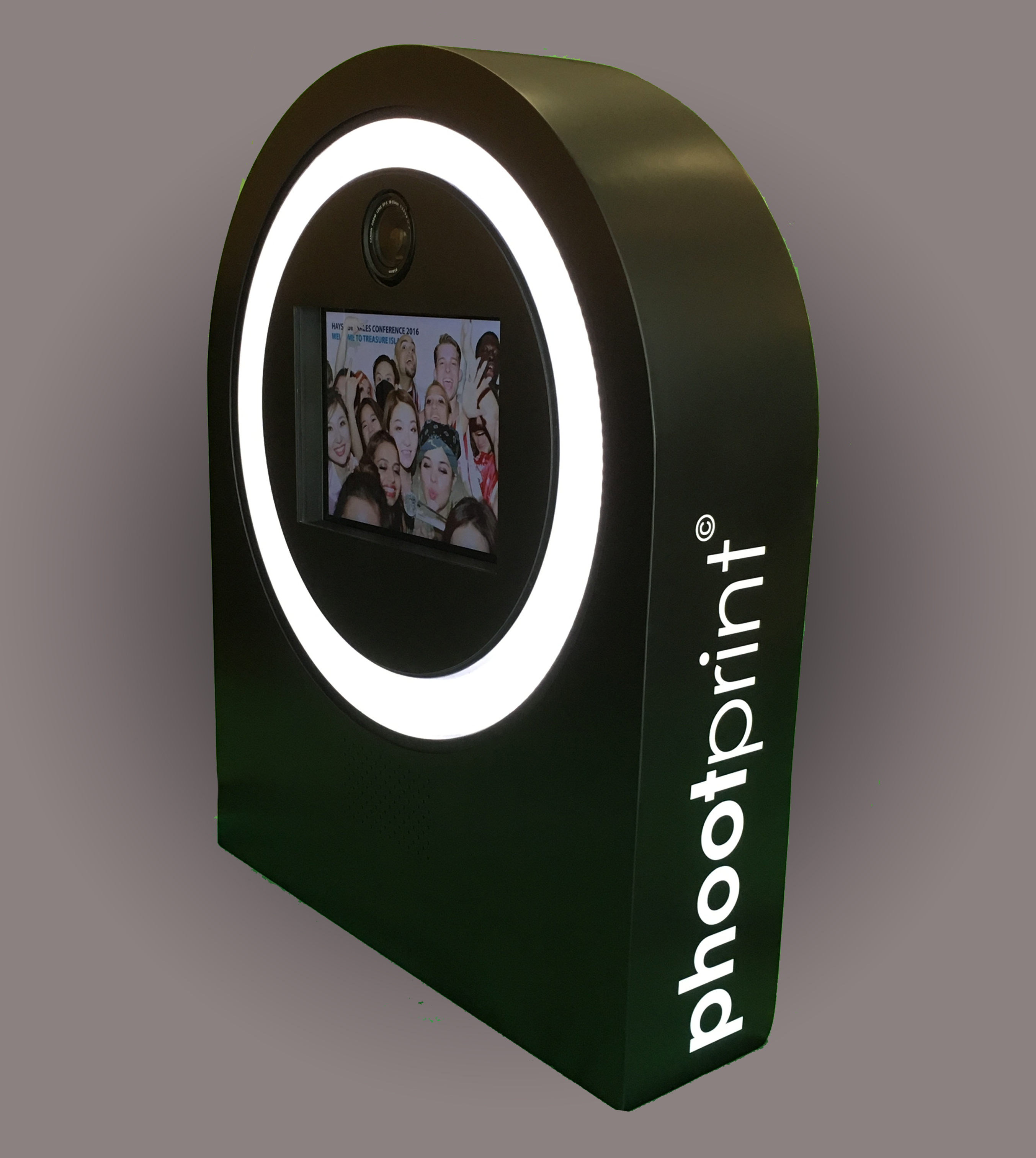LOLA Allows You To Build An High Quality Photo Booth By Allowing Source Locally The Recommended Electronics