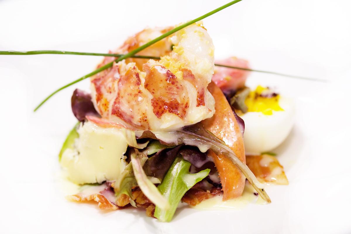 Menu Restaurant 18 Ottawa Steak Seafood