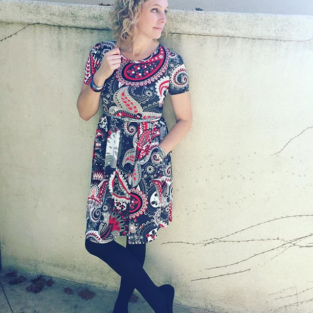 LuLaroe Misty Amelia Dress