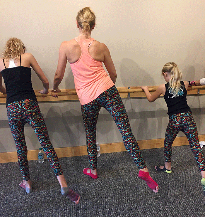 LuLaRoe Leggings Workout Pure Barr Misty and Kids