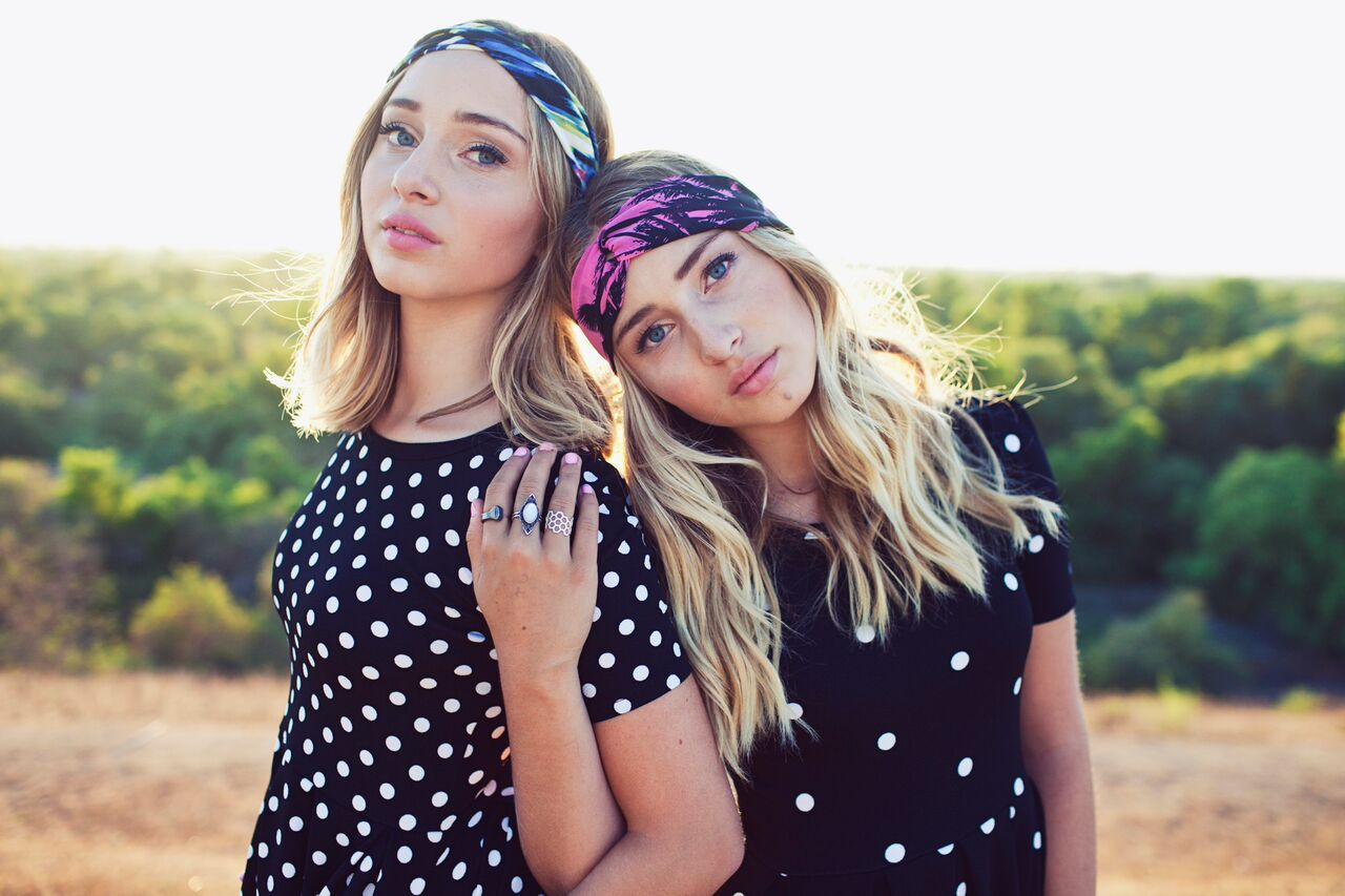 LuLaRoe Twin Teens Ranch Photoshoot