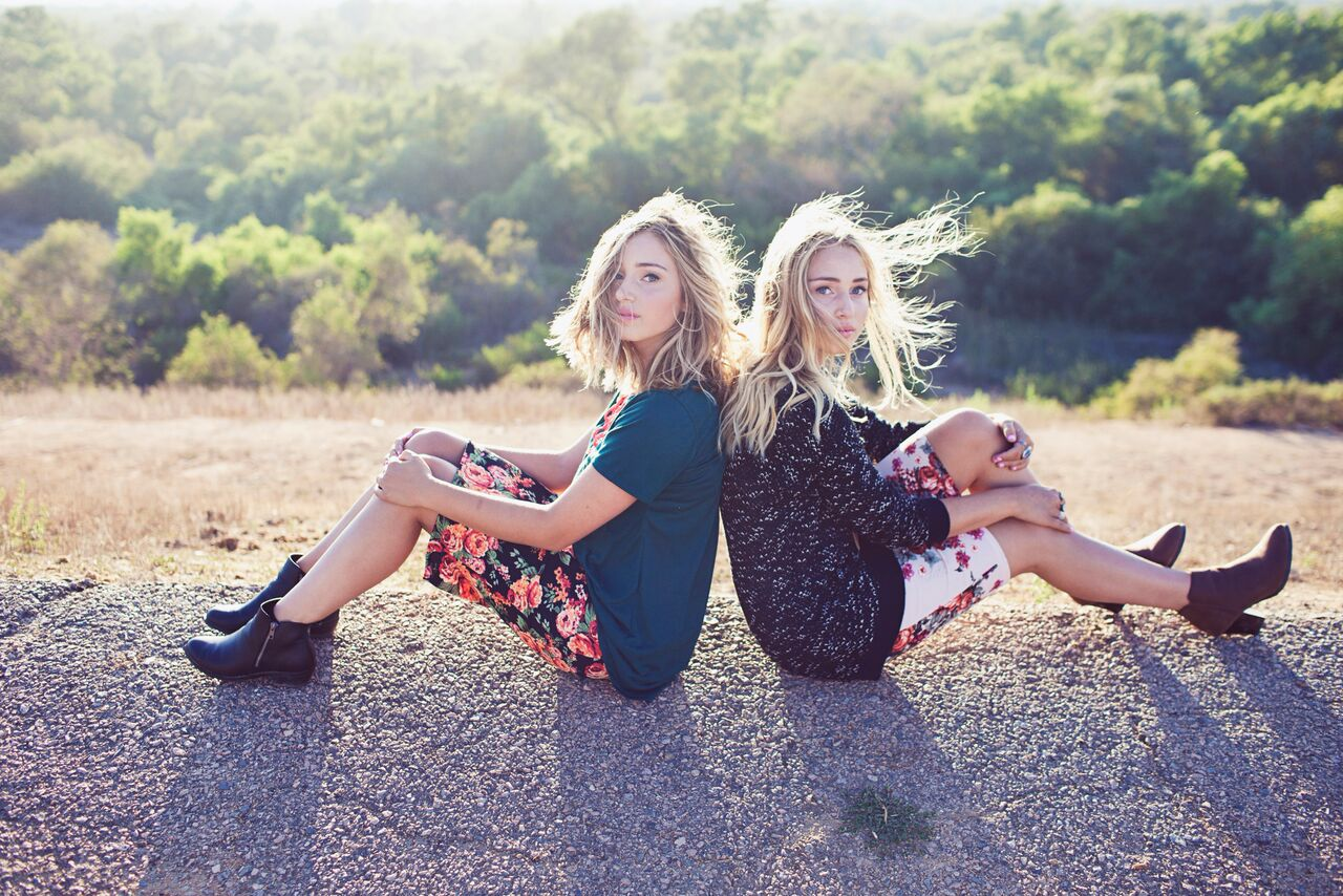 LuLaRoe Cassie Skirts Two Ladies Outdoors