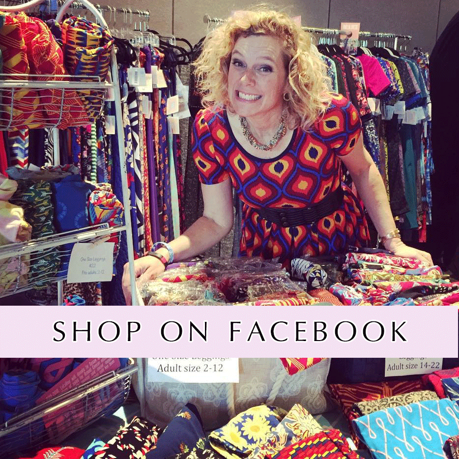 LuLaRoe Misty Elsasser - Shopping on Facebook for beautiful boutique clothes