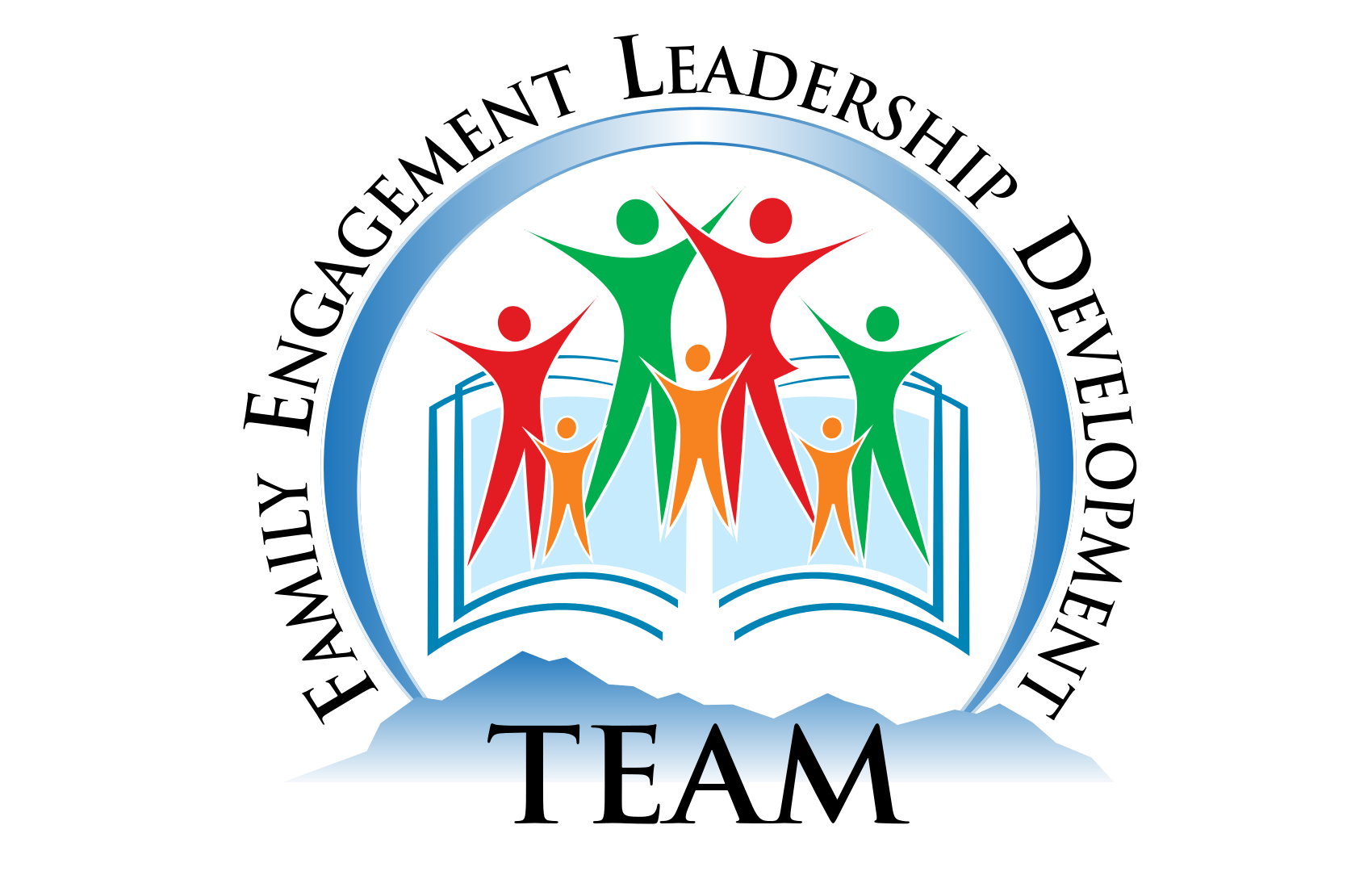 Family Engagement Leadership Developmen Team Logo
