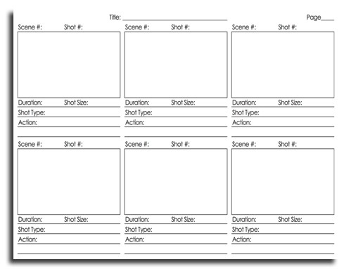 Short Film Stuff Templates