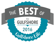 Ford Signature Dentistry was named the Best Cosmetic Dentist by Gulfshore Life Magazine in 2016!
