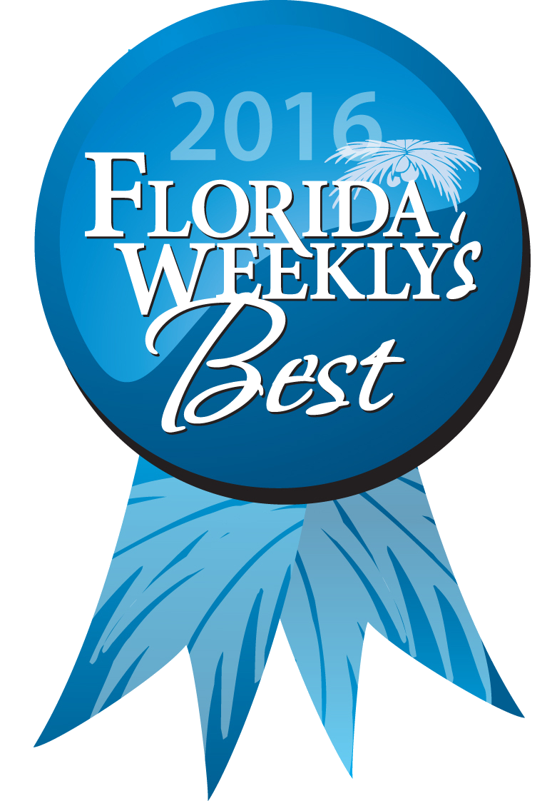 Ford Signature Dentistry was named the Best Signature Smile in Fort Myers, Florida by Florida Weekly in 2016!