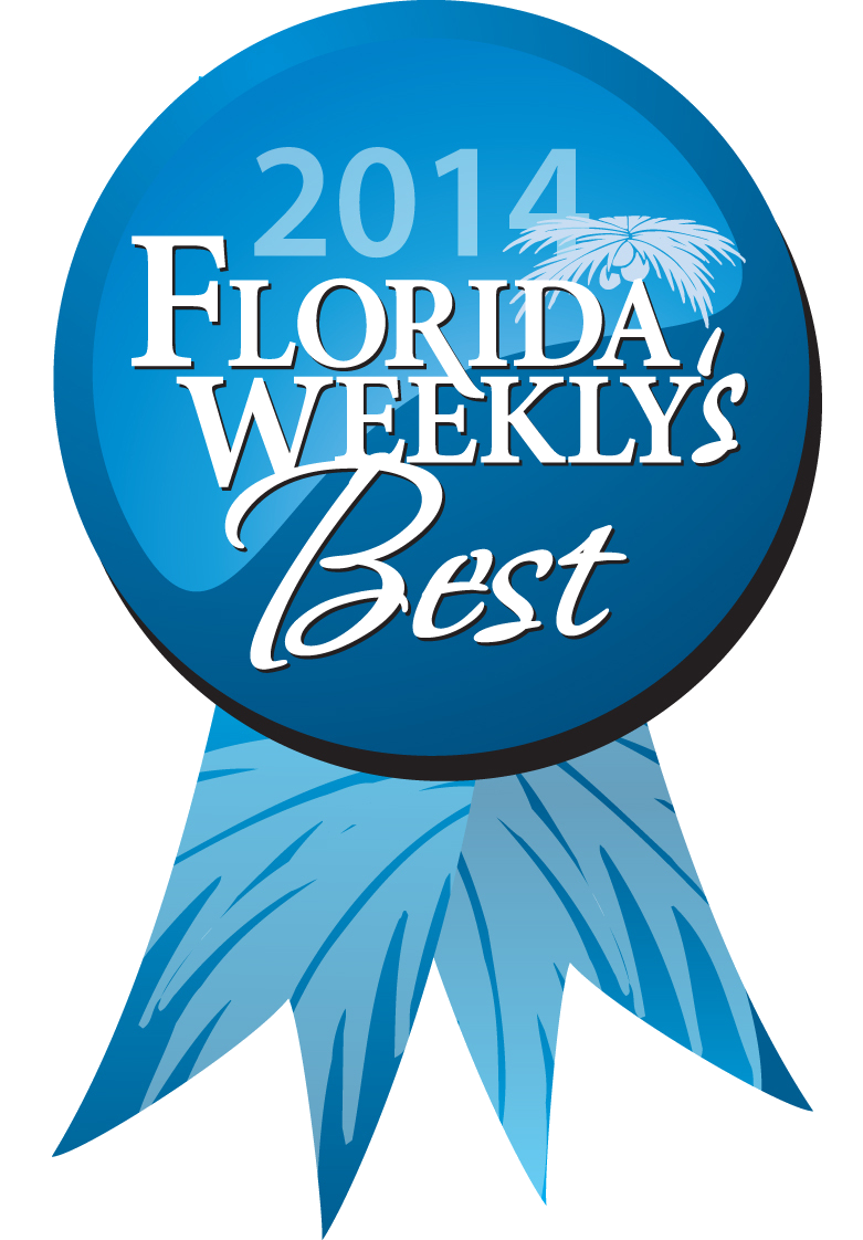 Ford Signature Dentistry was named the Best Signature Smile in Fort Myers, Florida by Florida Weekly in 2014!