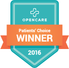 Ford Signature Dentistry was awarded the Patients Choice award by OpenCare in 2016!