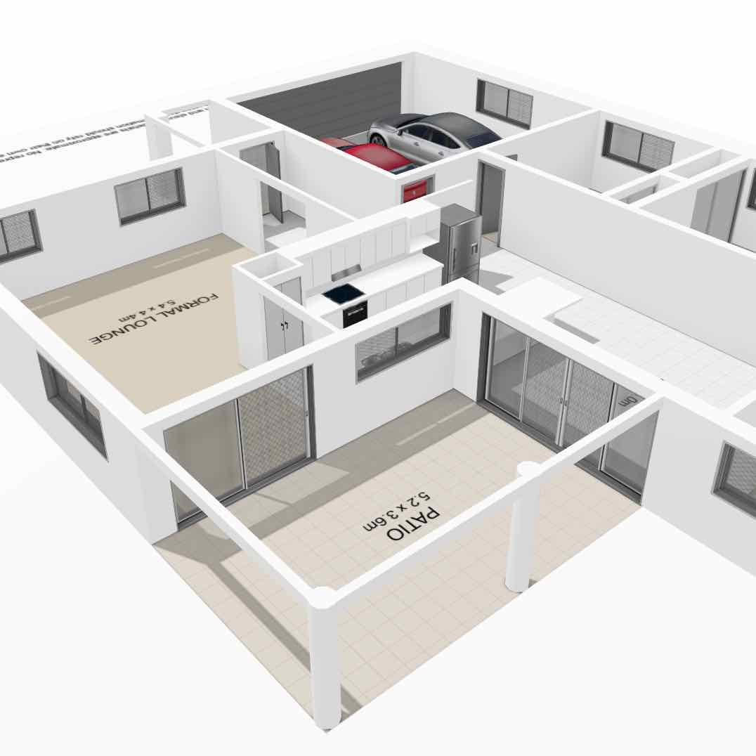 Residential 3d Floor Plans