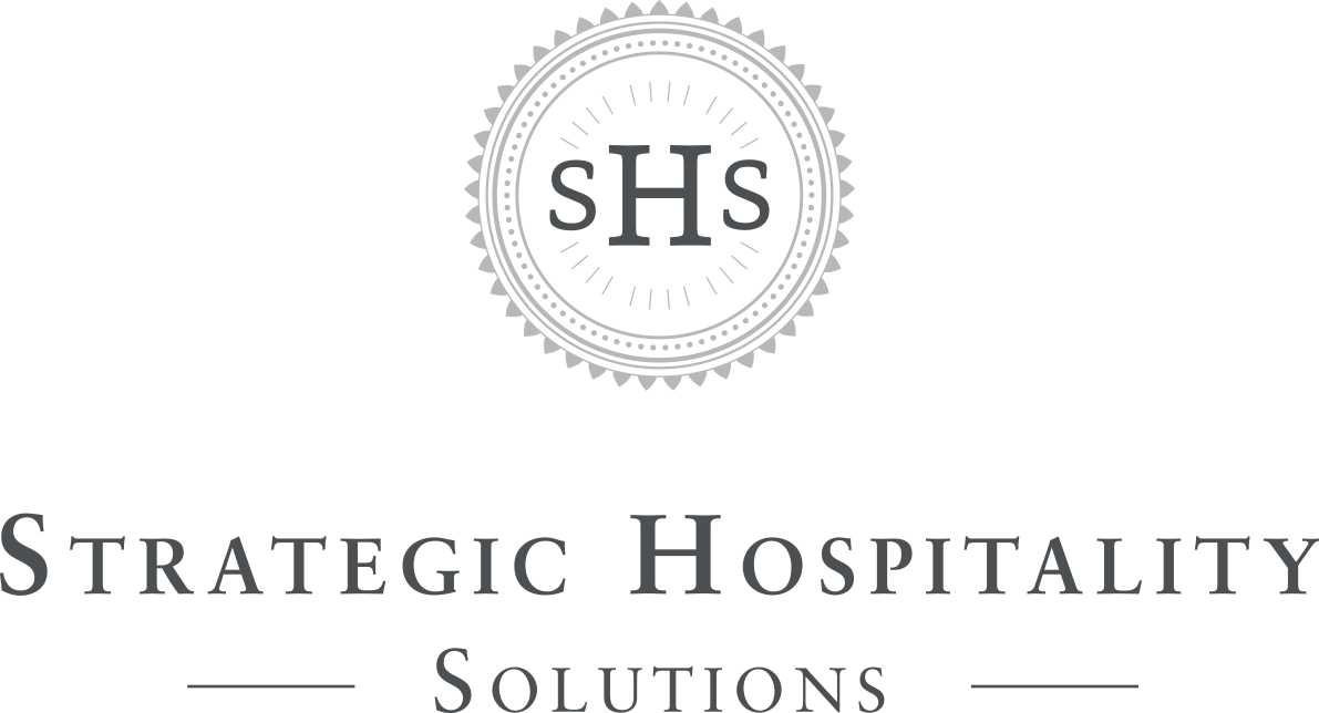 Strategic Hospitality Solutions for  Footer