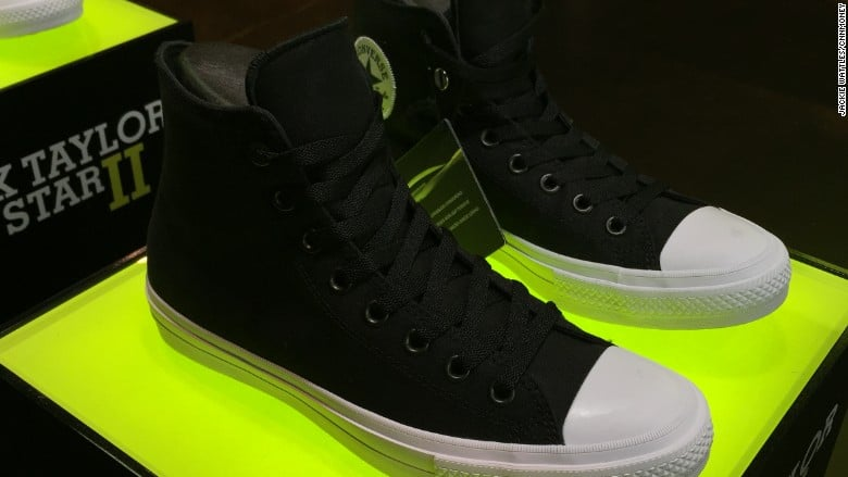 79825da76745 Review  Converse - An iconic brand