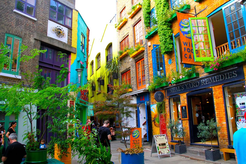 From Europe and the Americas to Asia and the Middle East, Neal's Yard products are becoming synonymous within the increasingly popular and mainstream ...