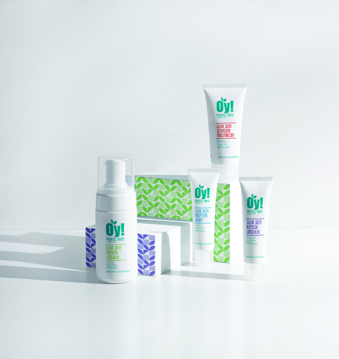 Oy! ethical skincare