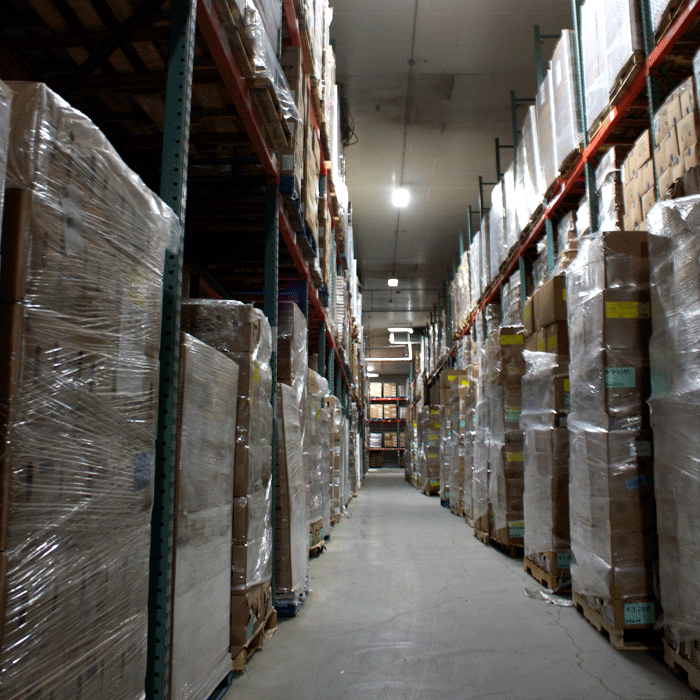 Cold and Dry Storage Warehouse Omaha
