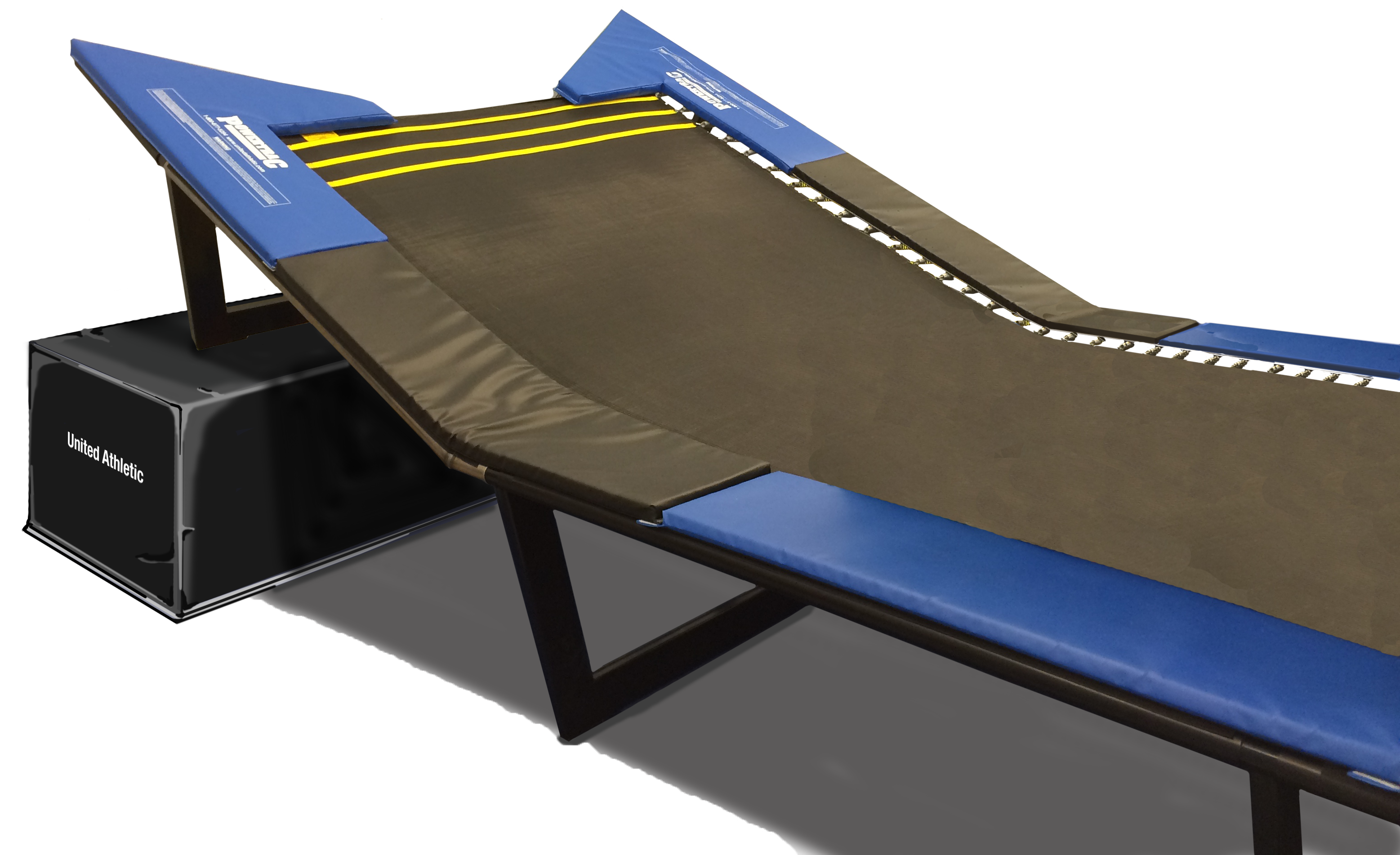 The power incline is used to help in the development of back handsprings
