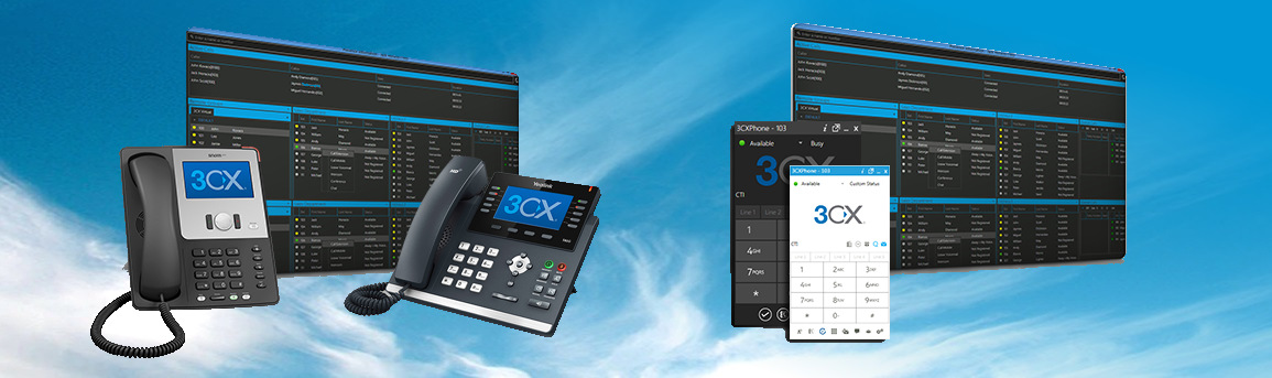 3CX the VoIP PABX: prices