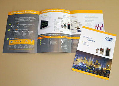 brochure graphic design company