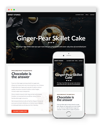 chocolatier website